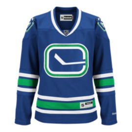 Vancouver Canucks Premier Women's Third Hockey Jersey