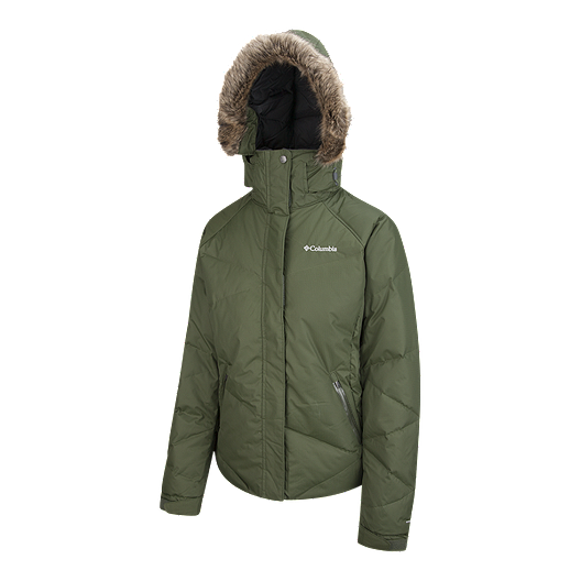 bbaeed1aae9 Columbia Women s Lay  D  Down Omni-Heat™ Down Insulated Jacket ...