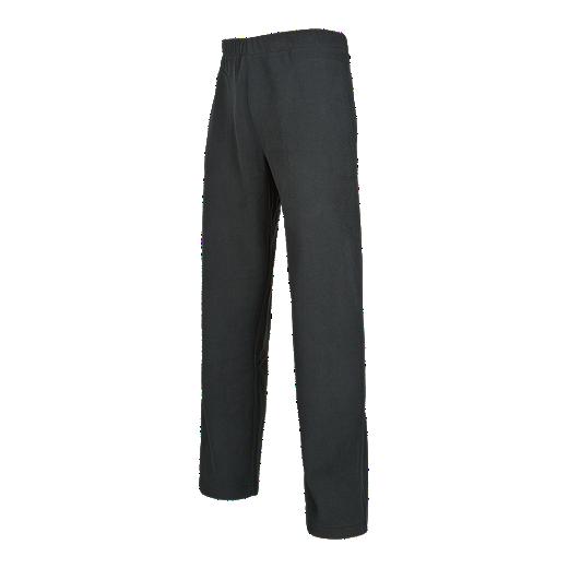 fdab8fa0409a2 Columbia Fast Trek II Men s Fleece Pants - BLACK