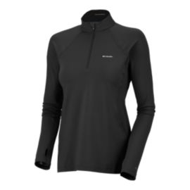 Columbia Omni-Heat™ Midweight Women's Long Sleeve Half-Zip Top