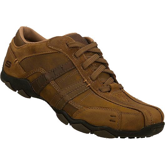 1be5241f1a62 Skechers Men s Diameter Vassell Casual Shoes - Brown