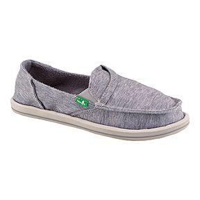 c0c5797b04fd23 Sanuk Women s Pick Pocket Fleece Casual Shoes - Light Grey