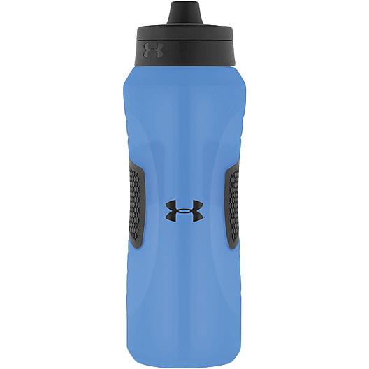 de nieuwste San Francisco retro Under Armour 32 oz Squeeze Water Bottle with Quick Shot Lid
