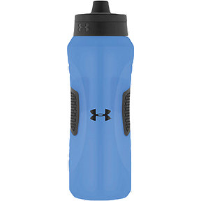 Under Armour 32 oz Squeeze Water Bottle with Quick Shot Lid