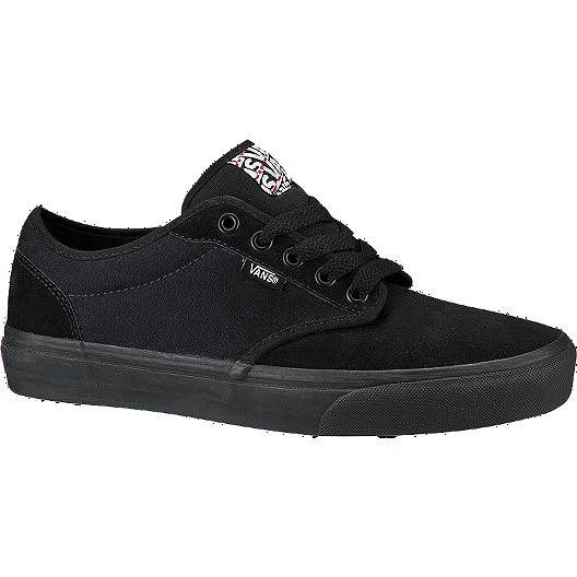 35272b267d8f Vans Men s Atwood Skate Shoes - Black