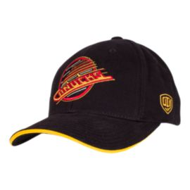 Vancouver Canucks Raised Replica 3 Adjustable Hat