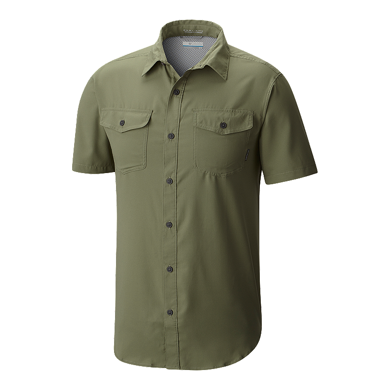 904182514170e8 Columbia Men s Utilizer™ Short Sleeve Shirt