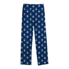 Winnipeg Jets Printed Kids' Pajama Pants