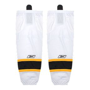 7d1a069313c Reebok NHL Junior 24 Inch Edge White Hockey Socks