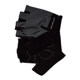 Nakamura Comox Black/Grey Bike Gloves - 2012