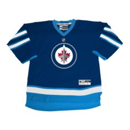 Reebok Winnipeg Jets Toddler Home Hockey Jersey