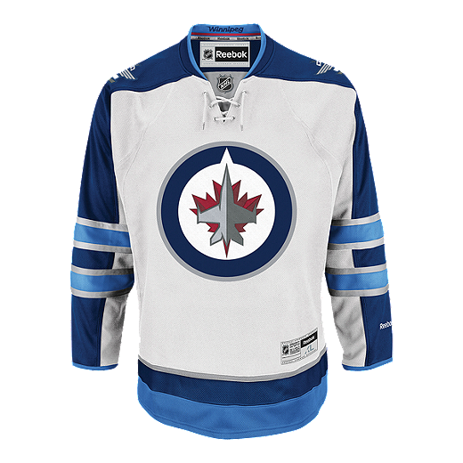 sports shoes e3067 b0c02 Winnipeg Jets Kids' Premier Home Hockey Jersey | Sport Chek