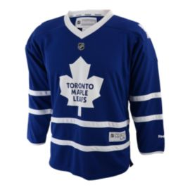 Toronto Maple Leafs Baby Replica Home Hockey Jersey