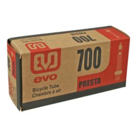 Evo Presta Bike Tube - 700c 20 - 23c