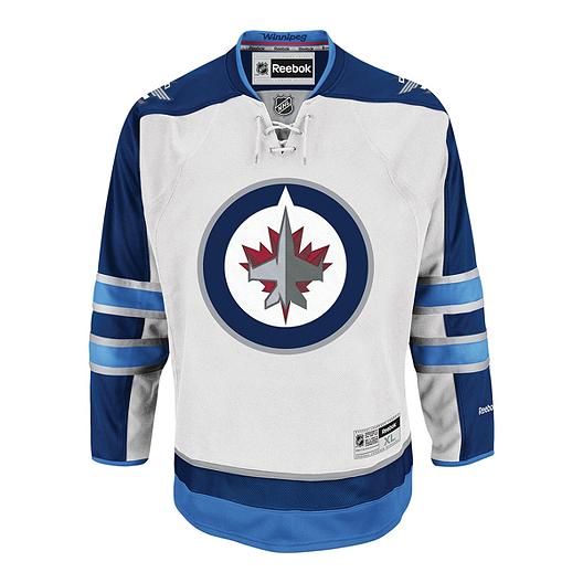 e79cc9de101 Winnipeg Jets Premier Away Hockey Jersey