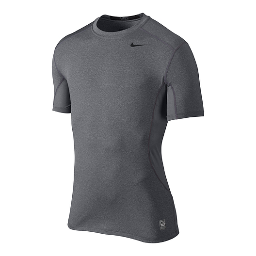 37351993 Nike Pro Combat Core Men's Fitted Short Sleeve Top | Sport Chek