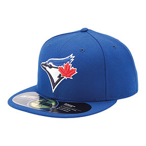 7dab03fb9c7aa Toronto Blue Jays 59Fifty Home Game Cap