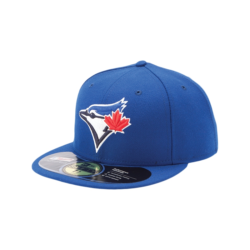 36c716c9183 Toronto Blue Jays 59Fifty Home Game Cap