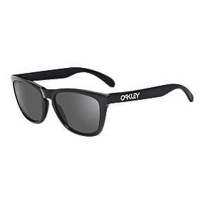 Oakley Frogskins Sunglasses- Polished Black