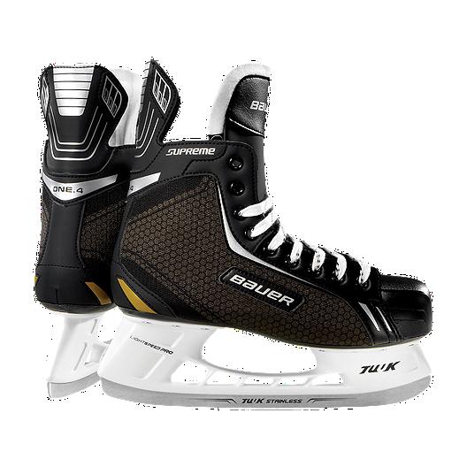 5d62bf6f3b7 Bauer Supreme One.4 Senior Hockey Skates