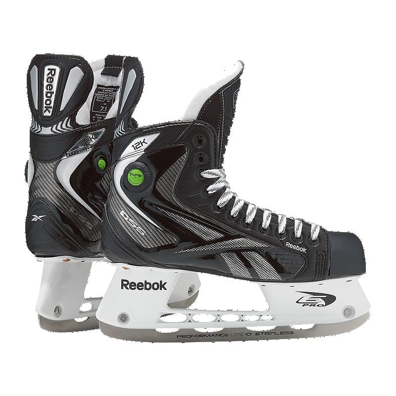 Reebok Pump 12K Senior Hockey Skates - D Width  2e6990554