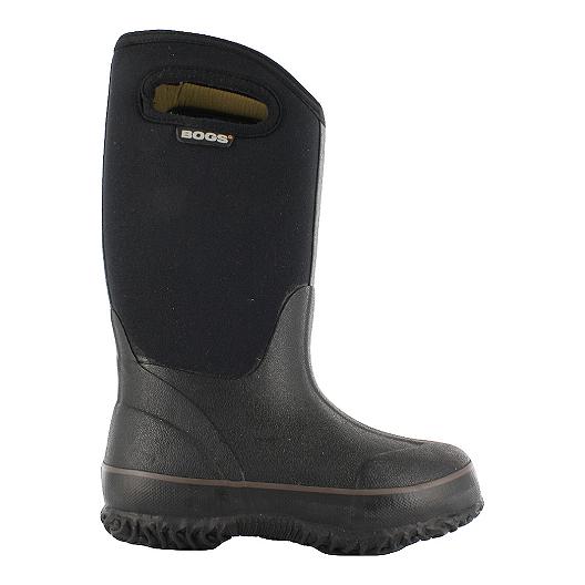 395dca337127 Bogs Kids  Classic Winter Boots - Black