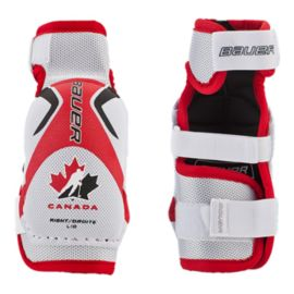 Bauer Team Canada Junior Elbow Pads 2012