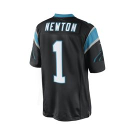 Carolina Panthers Cam Newton Men's Football Jersey