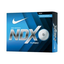 Nike NDX Turbo Golf Balls - 12 Pack