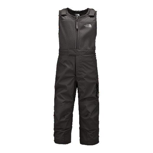 904cf3cd2 The North Face Kids' Snowdrift Insulated Bib Snow Pants - GRAPHITE GREY 044