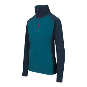 Columbia Women's Glacial III Fleece Half-Zip Top