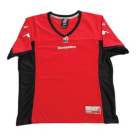 Calgary Stampeders Premier Home Women's Football Jersey