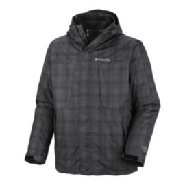Columbia Whirlibird 11 Oh Men's Interchange Jacket