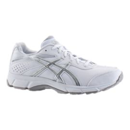 ASICS Women's Gel Quick Walk SL Walking Shoes - White/Silver
