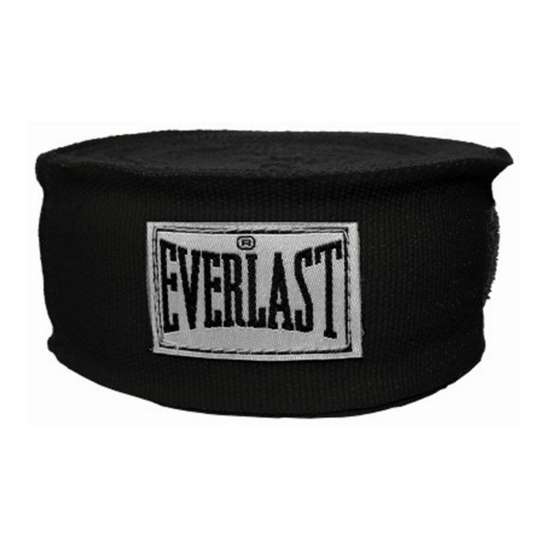 Everlast 108' Black Handwrap