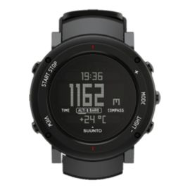 Suunto Core Alu Watch - Deep Black