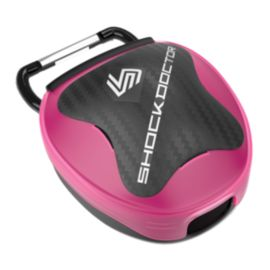 Shock Doctor Mouthguard Case - Pink