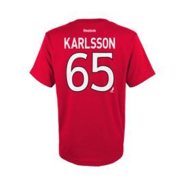 Ottawa Senators Youth Player Association Tee Erik Karlsson