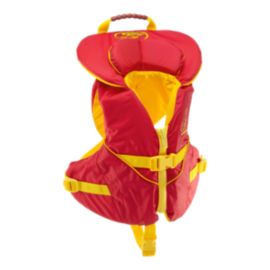 Stohlquist Kid's Nemo Life Jacket - Red/Yellow