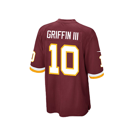 sale retailer 88bc9 69a69 Washington Redskins Griffin III Red Football Jersey | Sport Chek