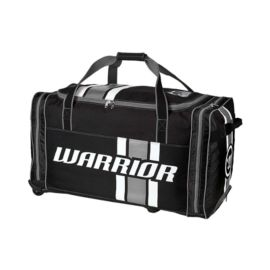 Warrior Covert Roller Bag - Black/White/Grey