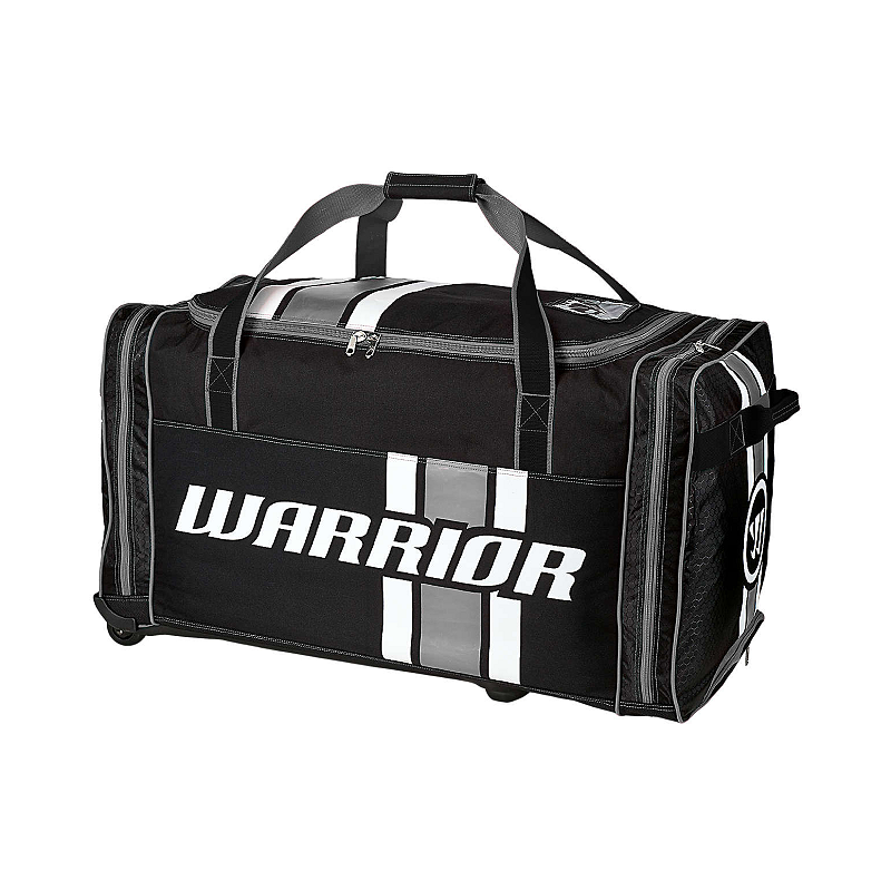 7d31c2455e Warrior Covert Roller Bag - Black White Grey