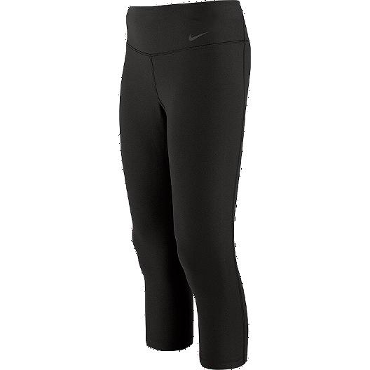 b0dc056dcfda2 Nike Legend 2.0 Poly Crop Women's Capri Tights | Sport Chek