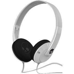 Skullcandy Uprock Headphones - Black/White