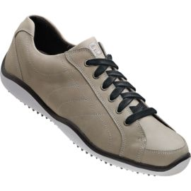 Footjoy Women's LoPro Casual Golf Shoes - Tan/Black