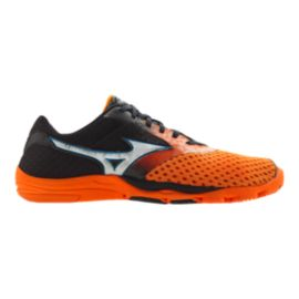 Mizuno Men's Wave EVO Cursoris Running Shoes - Orange/Black