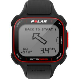 Polar RC3 GPS Heart Rate - Black