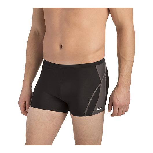 6d9c1006 Nike Men's Team Poly Square Leg Brief Swim Suit | Sport Chek