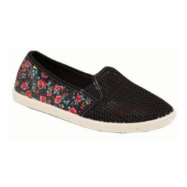 Roxy Women's Marina  Shoes - Black/Floral
