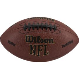 Wilson NFL New England Junior Composite Football